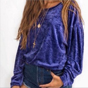NWT We The Free Oversized Pullover M